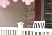 Party Ideas / Balloon Flowers