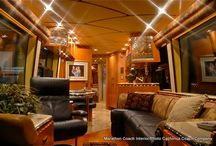 Luxury RVs -- Wouldn't this be nice! / Our dream RVs