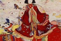 Art-Eastern-Japanese-Amano Yoshitaka (1952) / Yoshitaka Amano (1952)