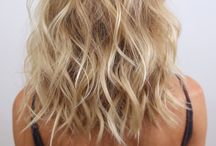 hair - blond ombre
