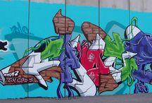 Graffiti / Graffiti remix.  Verchaser © All rights reserved, 2014.