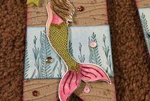 Magical Mermaid (Stampin Up) / Tolle Inspirationen und Ideen zum Selbermachen für das wunderschöne Stempelset von Stampin up