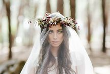 Wedding Inspiration | Hair Bloom / Bloom features for your hair.