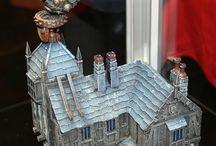 Non-ruined structures / A collection of inspirational images depicting non-ruined buildings for use mostly in Warhammer games (sometimes in Mordheim too ;)).