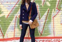 BLUE DENIM / Blue denim inspiration, street style & general coolness