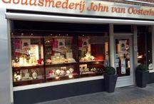 ONZE WINKEL / Een impressie van onze winkel aan de Marktstraat 46a in MADE.