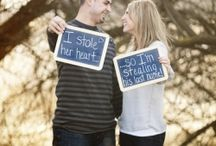 Couples Photo Inspiration / by Rachel Brown