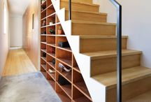 階段手すり角