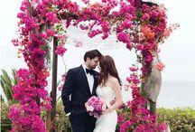 marcos con flores