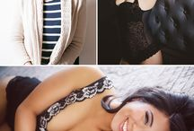 Our Work: Before & After / Before & After Boudoir Photography | Dramatic Makeovers for Boudoir Photoshoot | Amazing Before & After