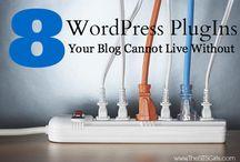 Blog & Tech related