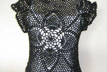 Enchanted Vest Paillette Light Black Silver