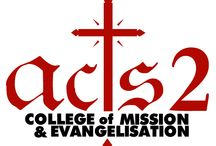 Acts 2 College of Mission and Evangelisation / The place where I work. A charismatic Catholic Bible College
