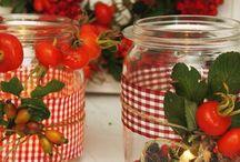 Herbstzauber Einmachglas