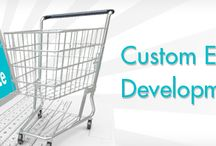 Custom E-commerce Development / Potenza Global Solutions is a leading a custom ecommerce website design and development services provider company since 2002.