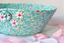 Wexford Treasures / Welcome to Wexford Treasures! ...Father's Day Gifts... Wedding Favors, Birthday Favors. Unique Hand Coiled Baskets... Handmade by me in MA, USA! .....Lovely Shabby Chic Home Decor!