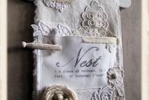 Fabric ART / by Nicole Miller