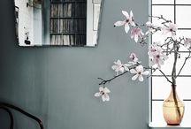 pittura pareti
