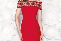 Little Red Dress / Beautiful and stunning little #red dress.
