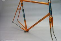Vintage push bikes / vintage bike colours