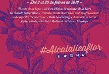 """FESLALÍ """"ALCALALÍ EN FLOR"""" 2018"""