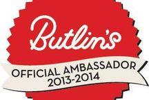 Butlins Ambassadors 2013-14