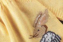 tricoteje copii