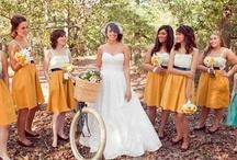 bridesmaid dress / by Nicolle Bellon