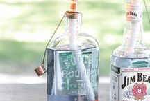 empty bottle crafts