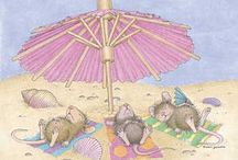 House Mouse Summer