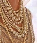 Fashion - Pearls / I'm not a diamond-kind-of girl, but I love pearls!