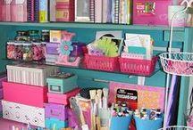organizador materiales