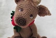 Christmas crochet / by Stefanie Ring