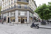 Showroom Parisien Balsan / En plein cœur du Marais à Paris, Balsan a ouvert un showroom spacieux pour permettre aux professionnels de nous visiter. Dans cet espace, vous avez la possibilité de retrouver toute notre offre produit au travers d'échantillons pour vous aider dans votre projet de revêtement de sols textiles. Une conseillère en Design, présente sur place, vous assistera dans votre choix, si nécessaire.