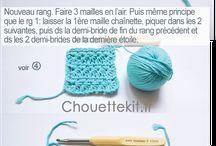 Tricoter crocheter