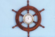 Ship Wheels / by Handcrafted Nautical Decor
