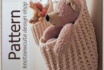 KRISTINA J. Knit + Crochet