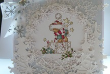 Cards that I like and that have given me inspiration / Gorgeous cards from such clever crafters / by Sheila Bubb