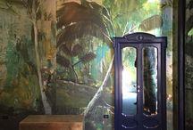 trend botanical interior