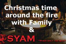 Christmas With Syam