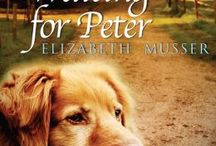 Books & Tollers / I love books and Tollers so what if they come together on the cover? Pin!