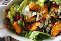 Lite & Simple  / Refreshing salads, soups and small lunch dishes