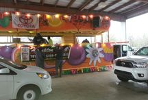 Hampton Toyota Mardi Gras 2014 / Happy Mardi Gras!!! Preparing for Take-Off to the Parade!!!