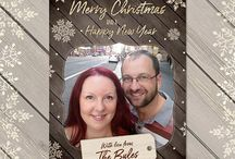 Christmas Cards, Decorations, Ornaments and Gifts. Rustic and Modern / Rustic and Modern. Popular and trending Christmas 2017