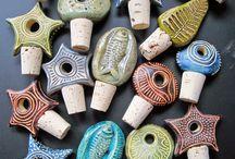 tapones cerámica