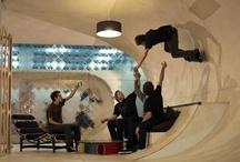 Skateboarding / by Sam Ouk