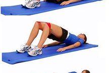 упражнения с резинкой