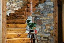 scari interior și exterior
