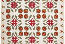 Pomegranate/Love Apple Quilts