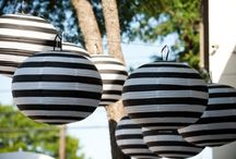 STRIPES & DOTS / wedding ideas with stripes & dots